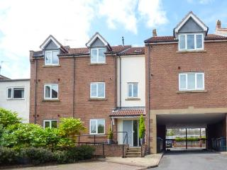 8 EUREKA MEWS, en-suite, open plan living, WiFi, off road parking, near Durham,