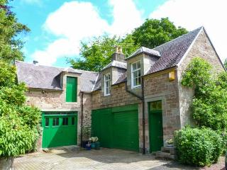 THE HAYLOFT AT BONJEDWARD HALL, detached,romantic,shared 10 acres, en-suite nr J