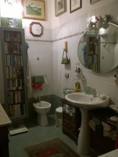 Altra vista del bagno