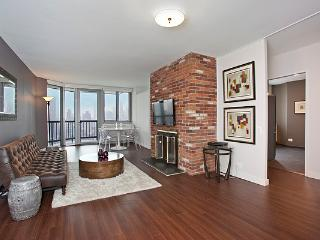 5 sTar  2b/2b with Fireplace, Balcony and Views!!!, New York City
