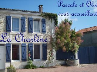 La Charlène, Saint Laurent de la Pree