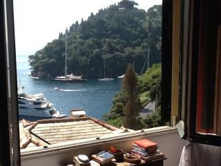 App.to con splendida vista su Portofino