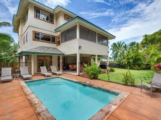 Private home in Kona Bay Estates Gated community, Keiki Beach 6-PHKBE6