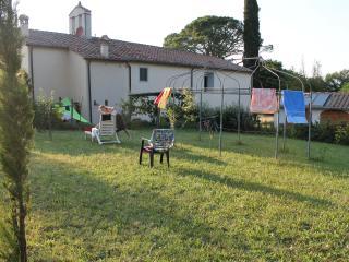 Casa indipendente con giardino in Toscana