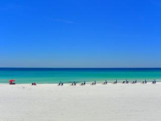 Family Spring Break-2 brms/2 bath sleeps 6 beach/golf/tennis resort deals, Miramar Beach