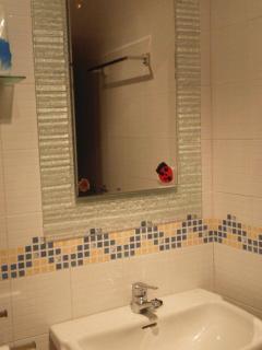 Baño: lavabo