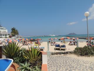 Apartamento en la playa, en el centro de Corralejo, Fuerteventura