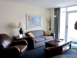 Luxury Ocean Front Condo on the 15th floor ( 1-Bed, Myrtle Beach Nord
