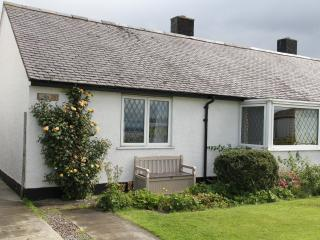 Dolphin View Cottage between Nairn and Inverness