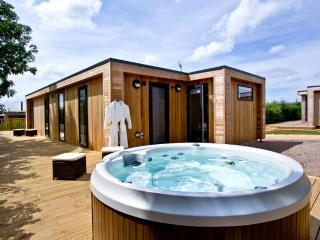 Cedar Lodge located in Cheddar, Somerset
