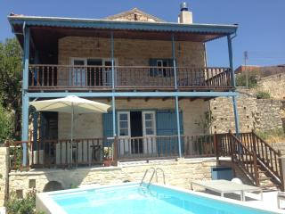 Luxurious House with stunning views, private pool, Vouni