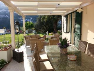 Villa con giardino nel centro di Ravello: unità 2