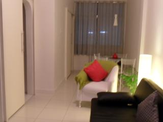 Brand new and cozy living room and bedroom in Ipan, Rio de Janeiro
