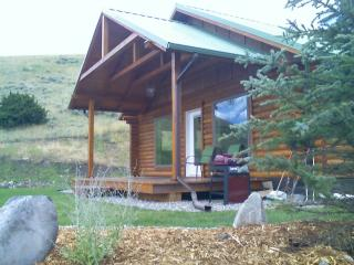 MontanaCabinRetreats Sage Cabin #2, Emigrant