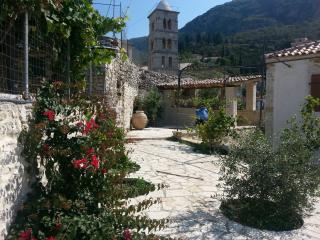 Old Qeparo Villa for rent in Albania, Vlore