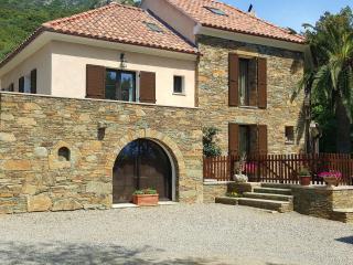 villa a funtanella, Patrimonio