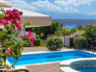 Beachfront Villa Plumeria Crete, Tersanas