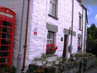 Cross Keys Cottage, Bala. LL23 7HP.Grade 2 listed