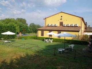 Olivo  bedsit house in Tuscany Chianti Hills, Pianella