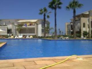 Perles de Tamaris Apart jardins piscines plage, Casablanca