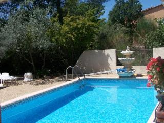 Villa avec Piscine sur terrain clôs à la campagne, Draguignan