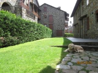 Vistas Jardín privado