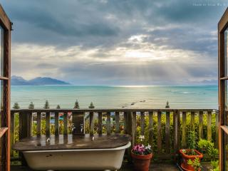 Room With A View, a beautiful place to relax., Kaikoura