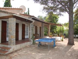 """Le Petite Fleur"" Secluded Villa, Lorgues,Provence"