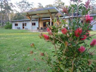 Grey Gums, a new unique, rural, ecoFriendly house, Vallée des kangourous