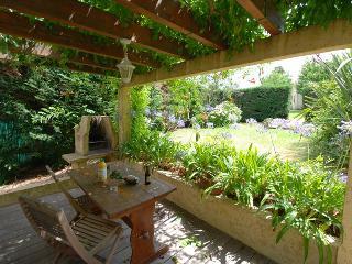"""jolie minivilla """"lilas"""" indépendante sans vis à vis avec jardin privatif à 5, Calvi"""