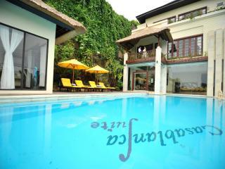 2 BR Tropical Private Pool Villa Casablanca Suite, Ungasan