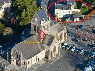 l'auberge du parachutiste, Sainte-Mère-Église