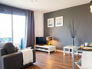 Poblenou Beach - one bedroom with balcony, Barcellona