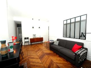 Apartment 45m² - 1 bedroom - 4pax - Paris 9th