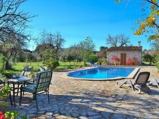 126 Idyllic Mallorcan villa  with private pool, Buger