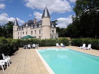 Chateau de Bois Giraud, Saint-Philbert-en-Mauges