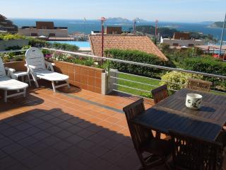 Apart wonderfull views over  Baiona Bay 1