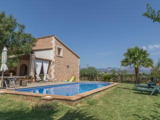 PERFECT VILLA SURROUNDED by VINEYARDS, Binissalem