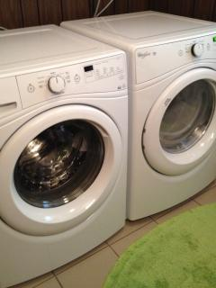 Washer & Dryer!