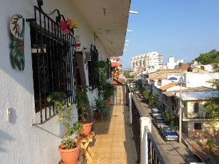 1 BR $ 65 US QUIET,PEACEFUL & RIGHT ON THE RIVER,, Puerto Vallarta