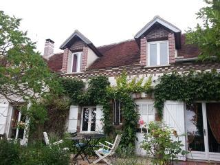 Longère de charme en Bourgogne, Toucy