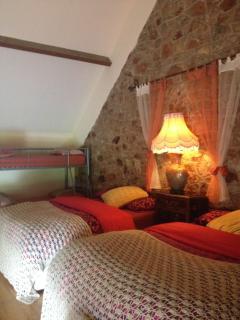 Master bedroom - en suite