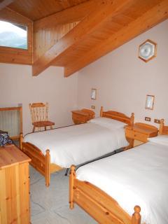 Seconda camera - 2 posti letto