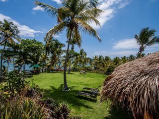 Villa Caribeña.- Ocean Front, Las Galeras