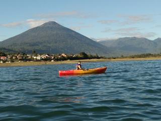posibilidad de realizar kayaks en mar