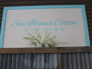 Sea Island Cotton Cottage, Edisto Island