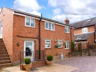 THE GABLES COACH HOUSE, beautifully-converted, detached coach house, off road parking, in Burlton, Ref 922742