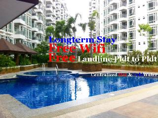 Condo near NAIA 3 Airport &Resort World FreeWiFi, Pasay
