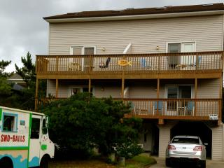 4 Bdrm, N Bethany Duplex - 50 Steps From The Beach, Bethany Beach