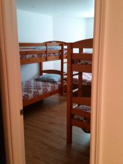 4th bedroom - bunkies